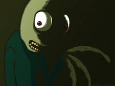 called �Salad Fingers�