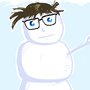 Conan The Snowman by Cyberdevil