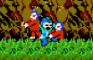Megaman vs Ghosts&Goblins