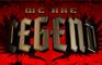 We Are Legend:Arockalypse