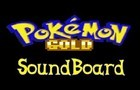 Pokemon Gold: Soundboard