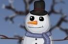 A Snowman Short