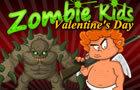 Zombie Kids.Valentine Day