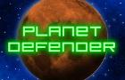 Blowing Pixels Planet Def
