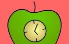 AppleClock Does Stuff