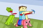 Minecraft Animation Test