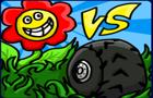 Wheel vs Flowers