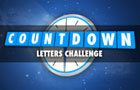 Countdown Letters