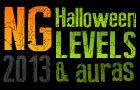 NG Halloween Levels 2013