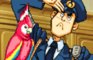 Parrot McGee Ace Attorney