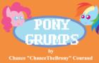 Pony Grumps: Snowboard Level