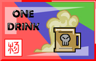 One drink