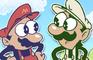 A Super Mario Bros. Joke.