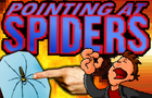 Pointing At Spiders