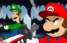 Mario Kart Ultimate Racing - Crystal Caves